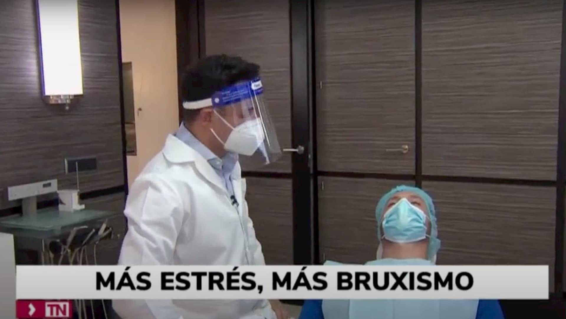 bruxismo clinica dental madrid