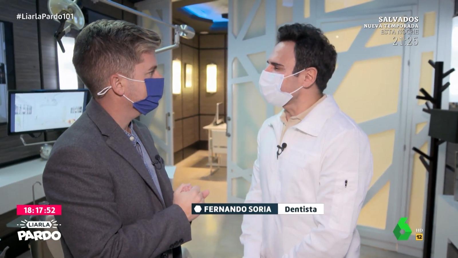 clinica dental fernando soria en la sexta